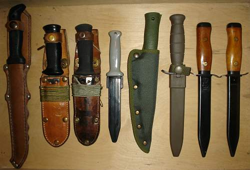 My Knife Collection