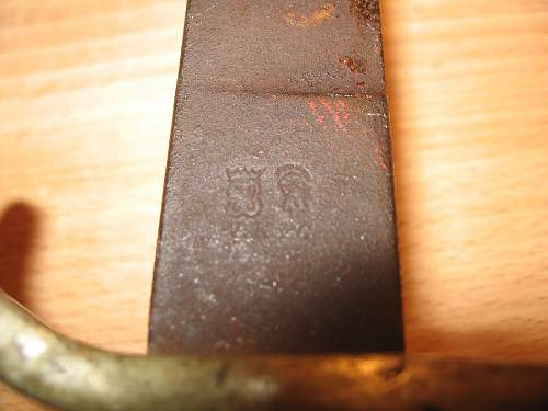 Prussian Model 1871 Dress Bayonet