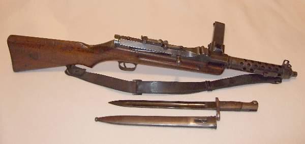 MP34 Bayonet