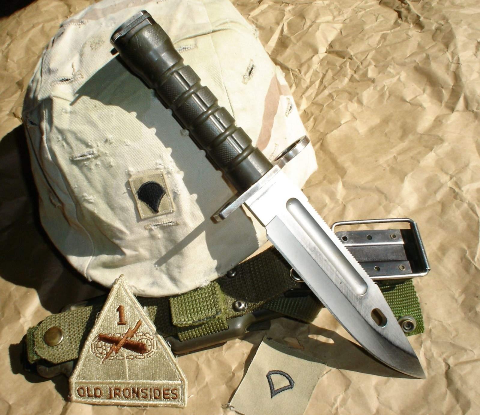 Us M9 Bayonet Phrobis Iii