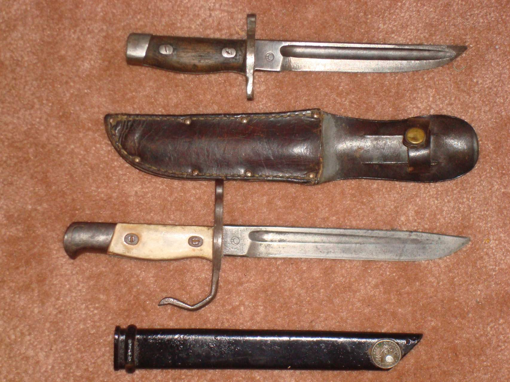Cut down Japanese Bayonet Collection
