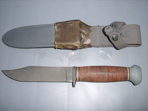Help: RH Pal Knife....Not Issued WITH Paper Work and Packaging