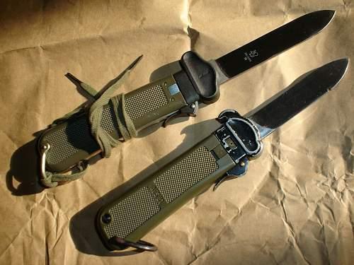 AES Knife Solingen Germany