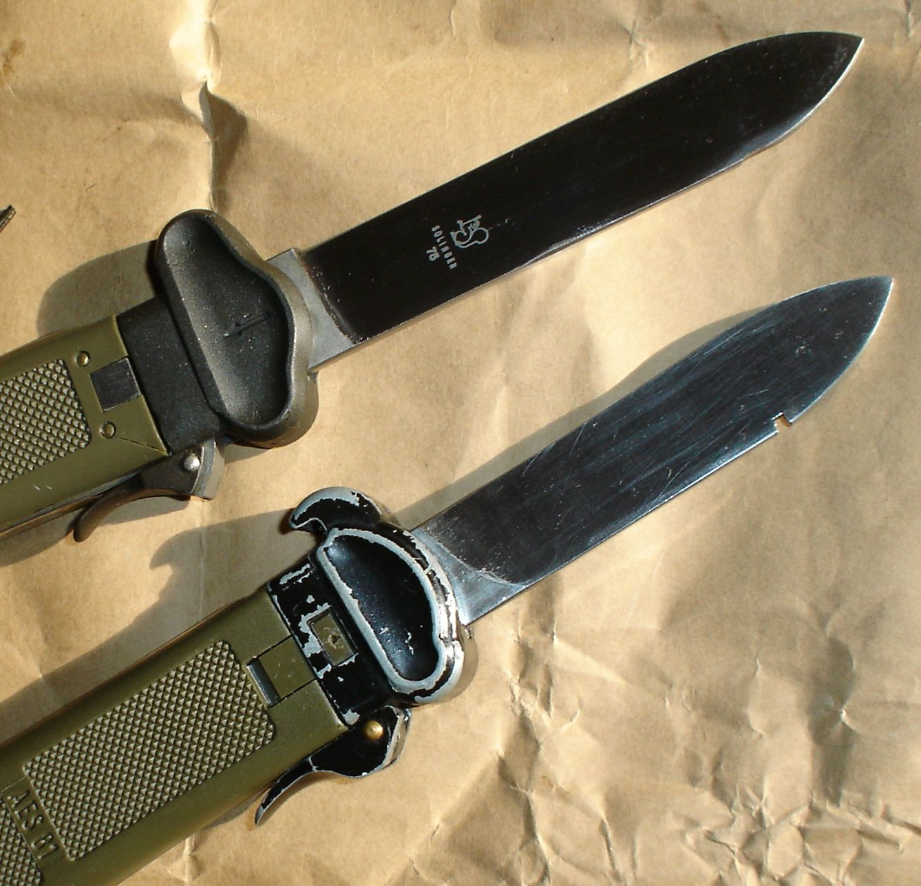 Solingen Germany  city photos : Re: AES Knife Solingen Germany