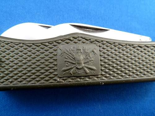Italian Army Pocket Knife...maybe?