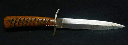 Can I See Your Trench Knives?