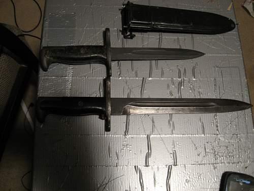 """AFH M1 Garand 10"""" Bayonet"""