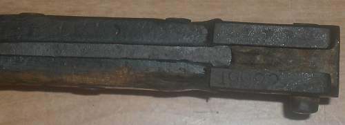 WWII Japanese Arisaka??  Bayonet Close, but no cigar!  Please help