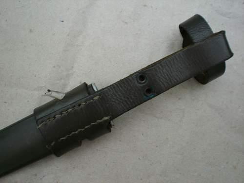 Kampfmesser Bundeswehr M1968
