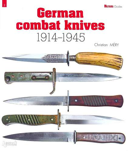 New book on German combat knives