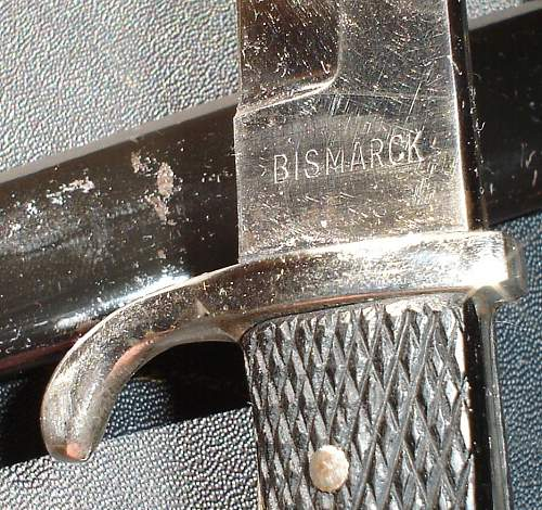 German Armeedolch, which maker ?