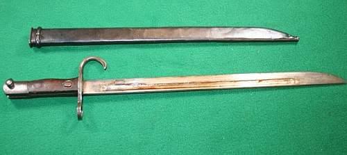 Unidentified Bayonet Japanese?