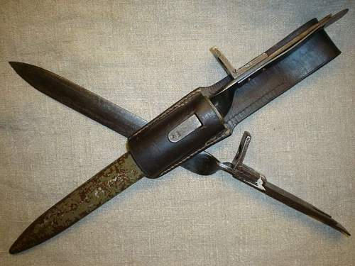 Sure, you can identify this bayonet !