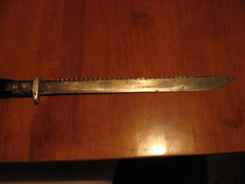 Theater Knife?