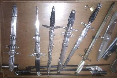 Real or fake hungarian dagger????