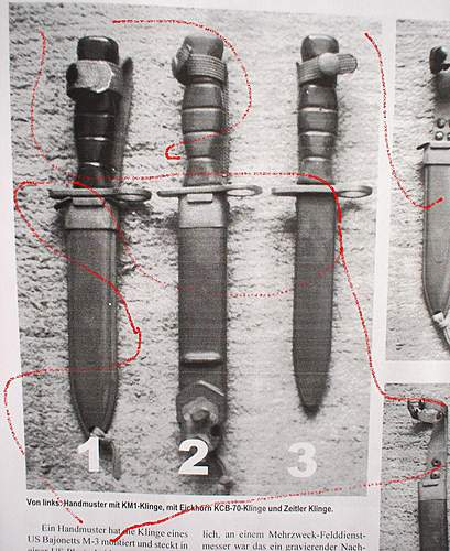 Who knows this bayonet ?
