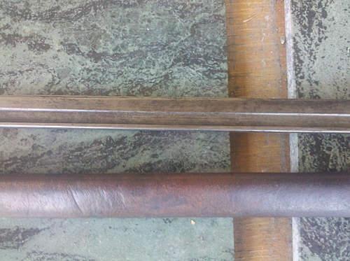 British SMLE 1907 Pattern Sanderson Bayonet Dated May 1918