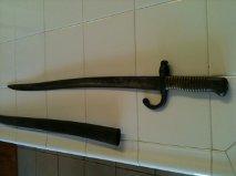 Please Help Me Identify My Bayonet