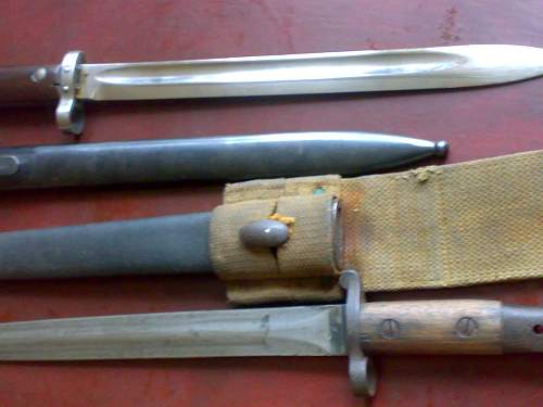 More bayonet finds