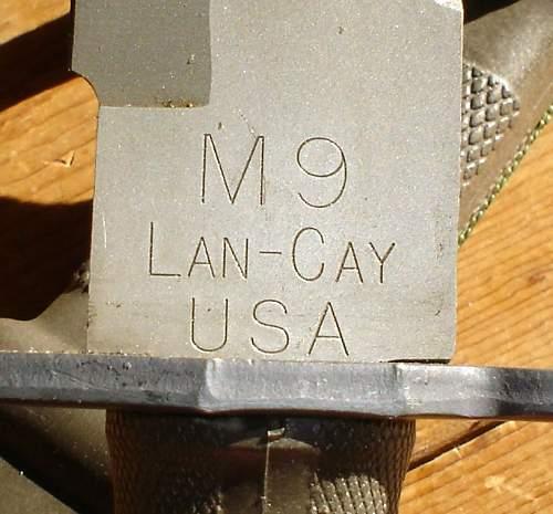 Us M9 LAN-CAY