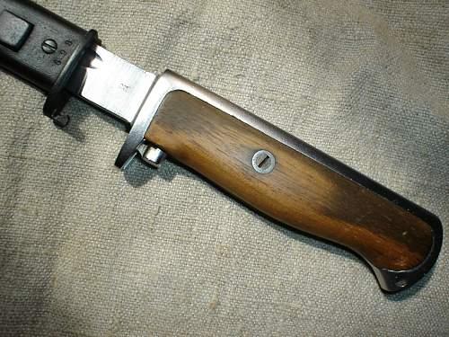 chromed M1916 Norway