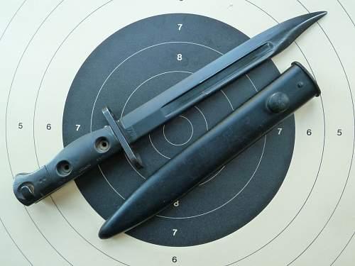 L1A1 SLR Bayonets