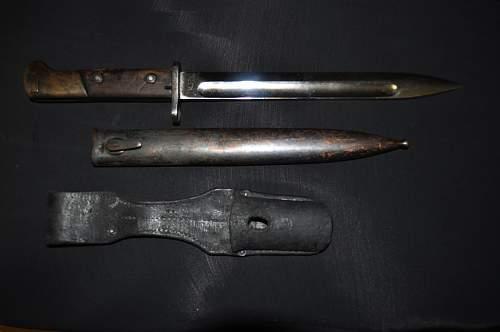 Chromed bayonet id please?