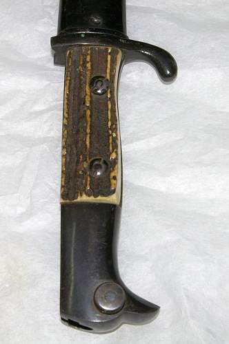 Alcoso Bayonet