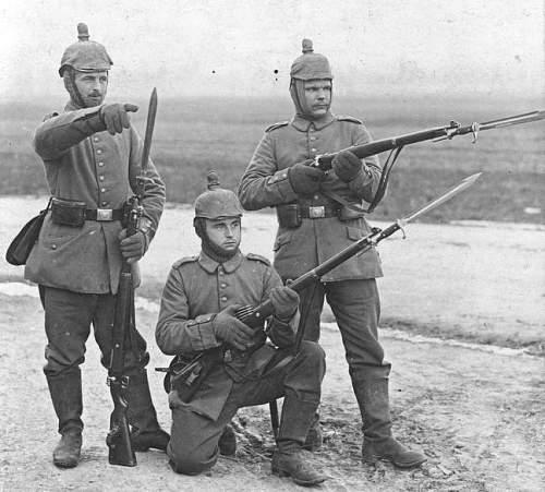 What bayonet for a Kar98a?