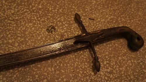 Old Swords