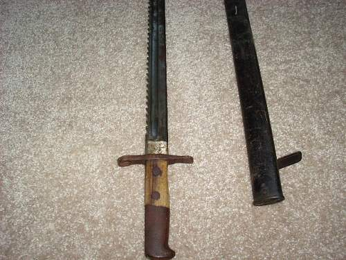 What kind of bayonet is this?