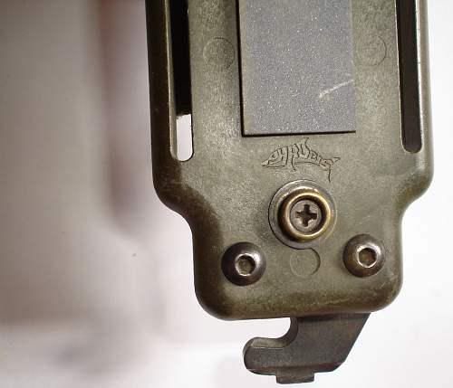 markings on Phrobis M9