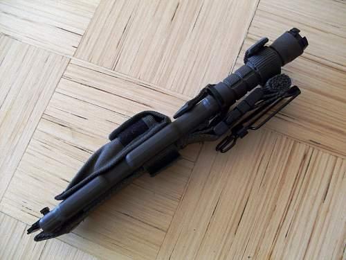 M9 bayonet producer mark