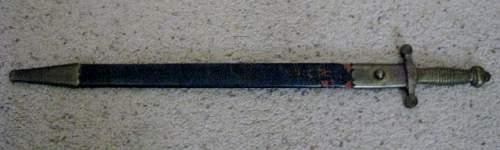 Need Help! ID'ing a Sword