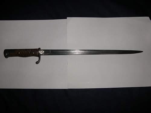 M1898 Bayonet