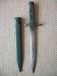 Need help with turkish bayonet information