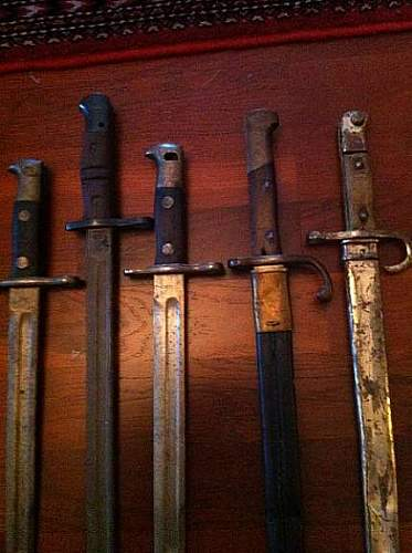 Just got myself a deal on this bayonet lot