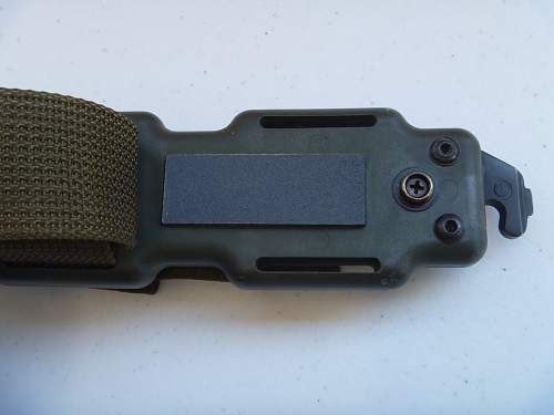 Australian issue M9 bayonet