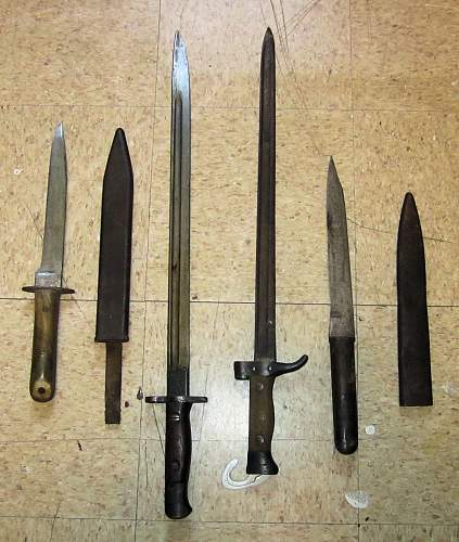 bayonet help please