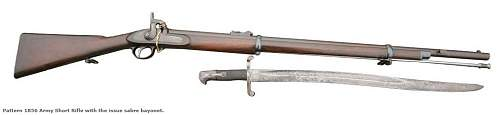 two bayonets to i.d.
