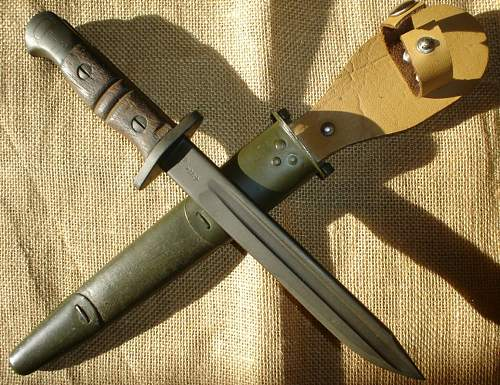 british markings on french combat knife ?