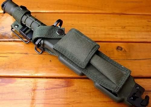 Opinion on this USMC M9 bayonet