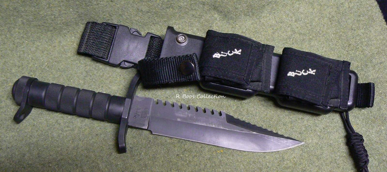 Opinion On This Usmc M9 Bayonet