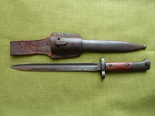 Czech bayonet ???