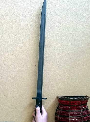 Pattern 1907 Bayonet-Chapman