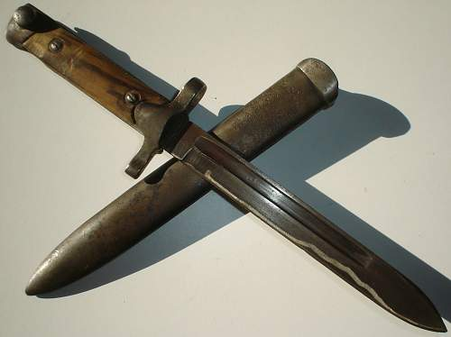 Identification! (bayonet)