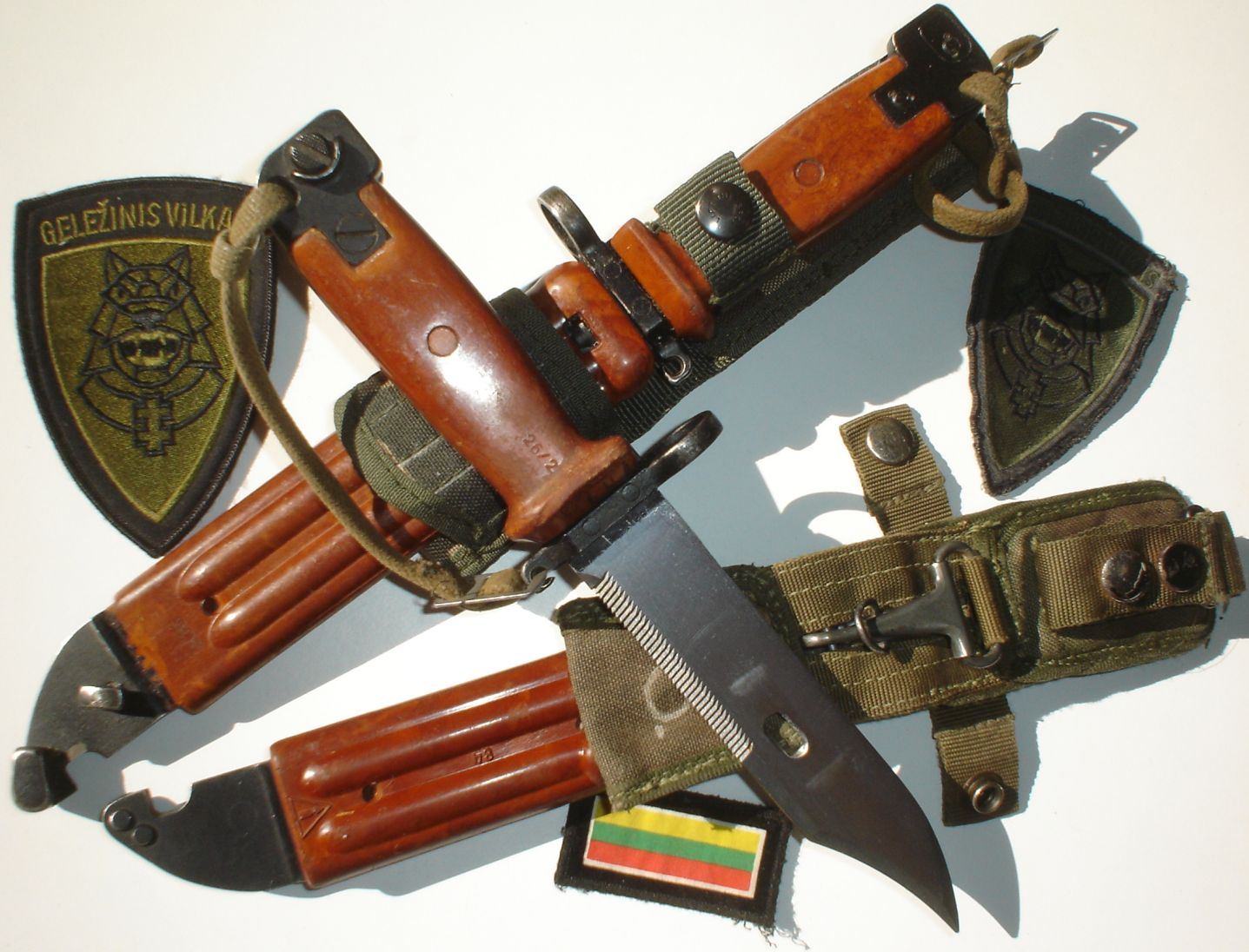 Ak47 Bayonets Page 2