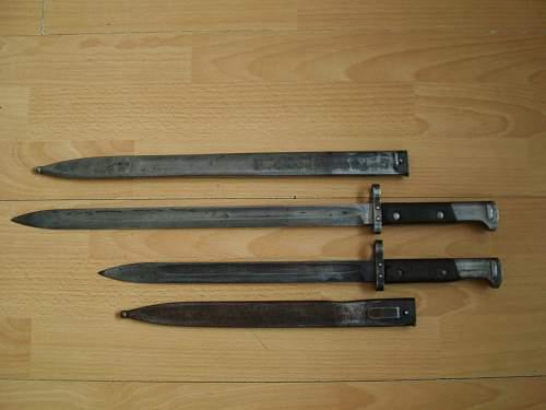 chilian vz24 bayonet