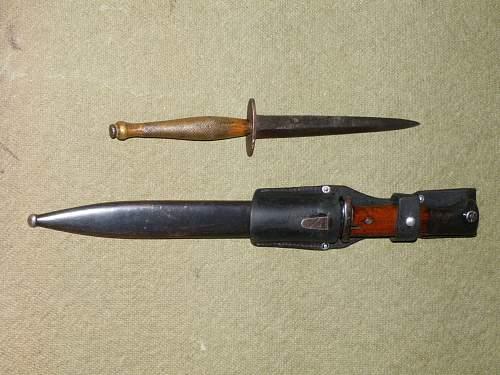 my 1937 k98 bayonet