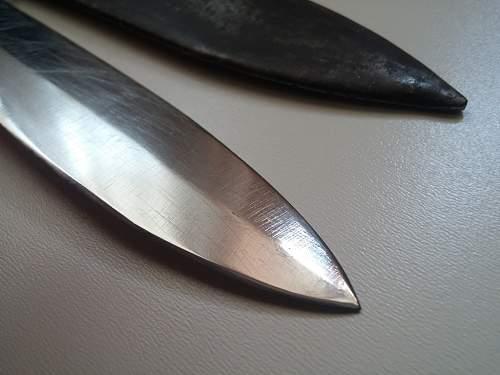 Yugoslavian M1953  fighting knife
